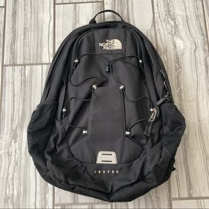 The North Face Jester backpack. EUC